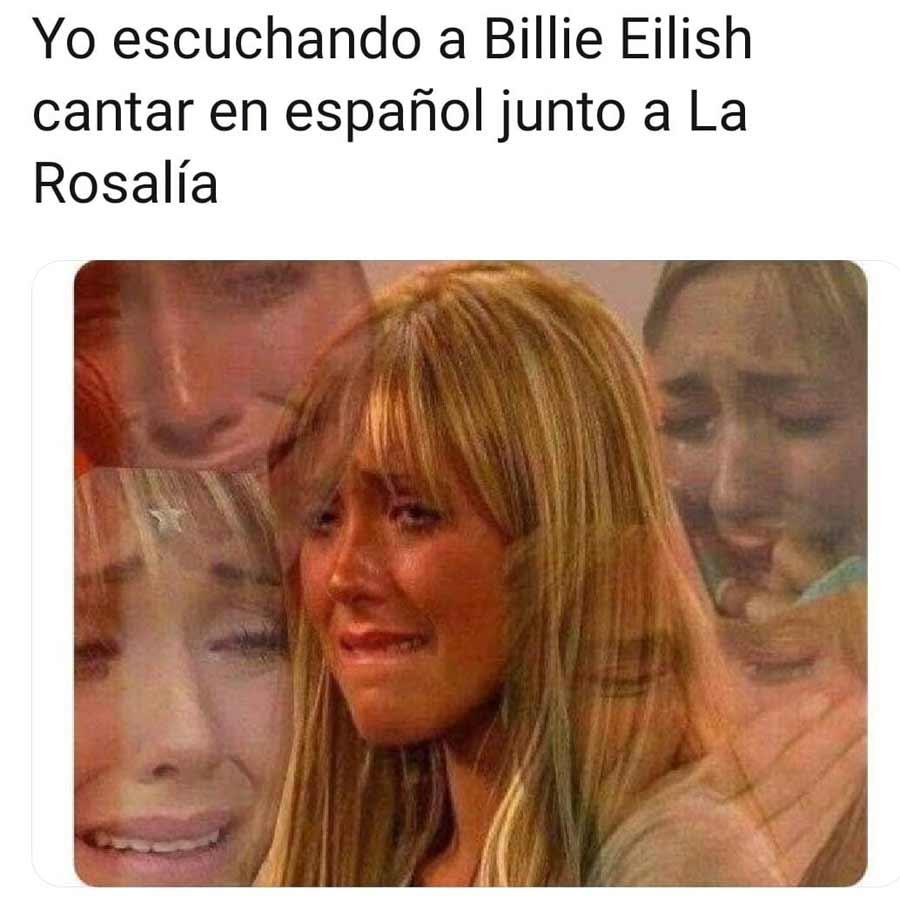 Memes Rosalia y Billie Eilish_04