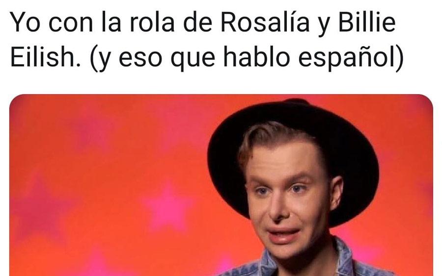Memes Rosalia y Billie Eilish_05