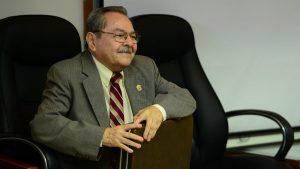 Imágenes de Omar Pastor, ex magistrado de cámara que murió por complicaciones a causa de COVID-19