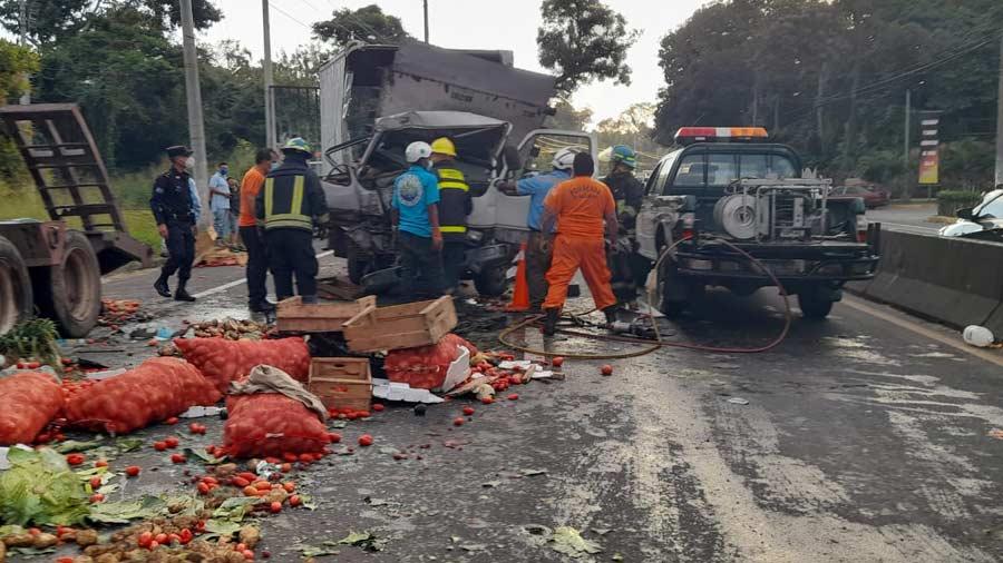 accidente fallecida Santa Ana_02
