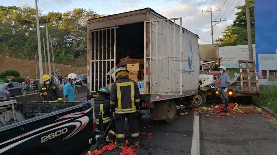 accidente fallecida Santa Ana_04