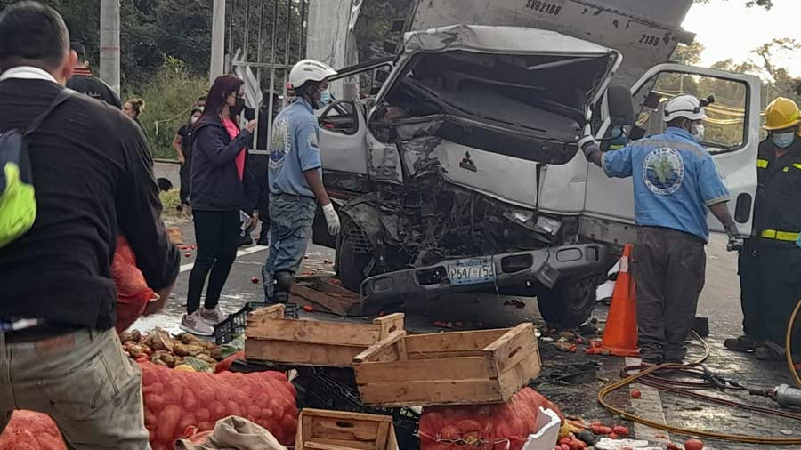 accidente fallecida Santa Ana_05
