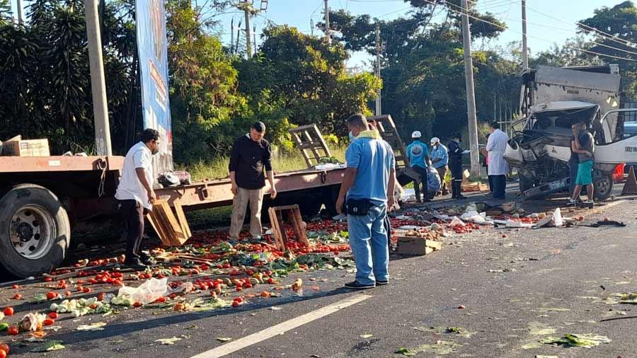 accidente fallecida Santa Ana_08