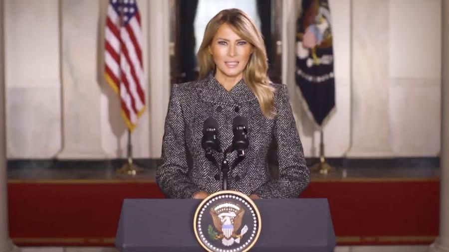 El apodo que el Servicio Secreto puso a Melania Trump por su rechazo a salir de la Casa Blanca
