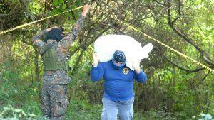 Osamentas encontradas por Medicina Legal en Lourdes Colón podrían ser de repartidores de comida desaparecidos