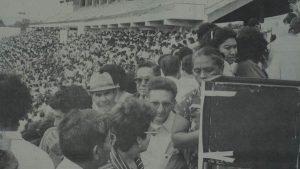 Imágenes históricas de las elecciones en El Salvador en los años 80 durante el conflicto armado