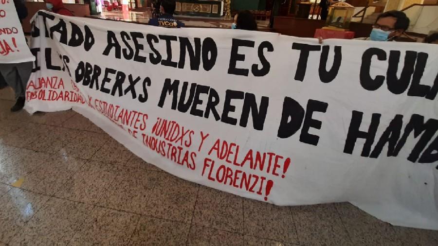 Protesta Catedral 02