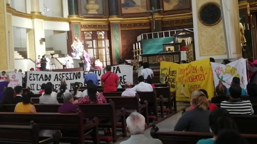 Protesta Catedral 03