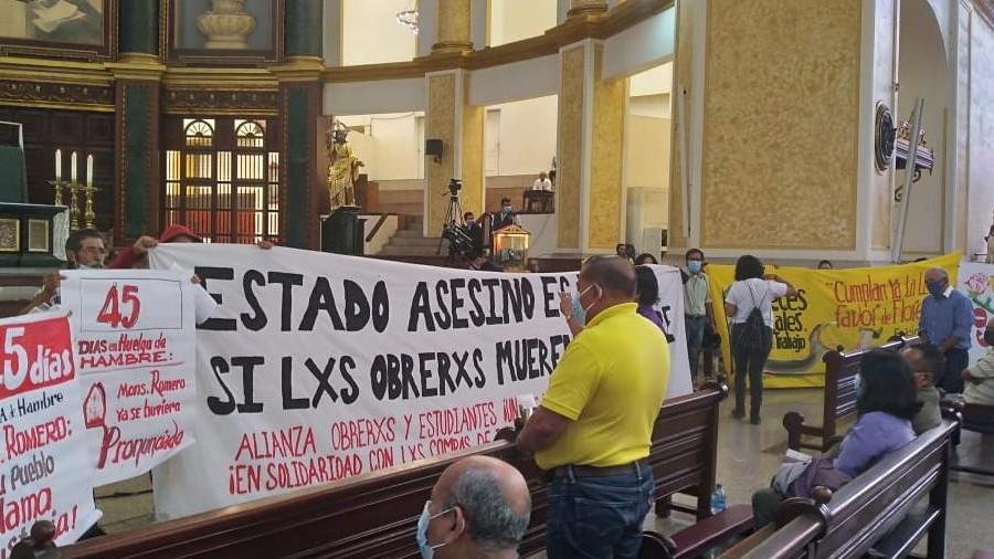 Protesta Catedral 06