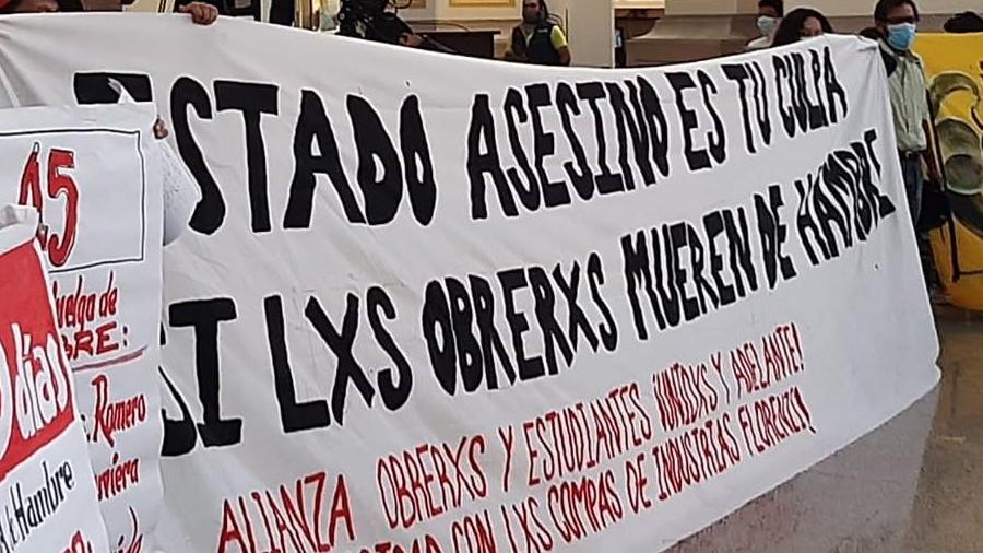 Protesta Catedral 07