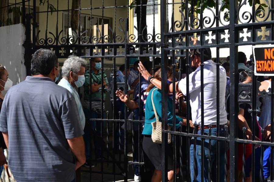Protestas en Catedral001