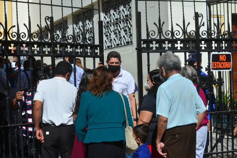 Protestas en Catedral002