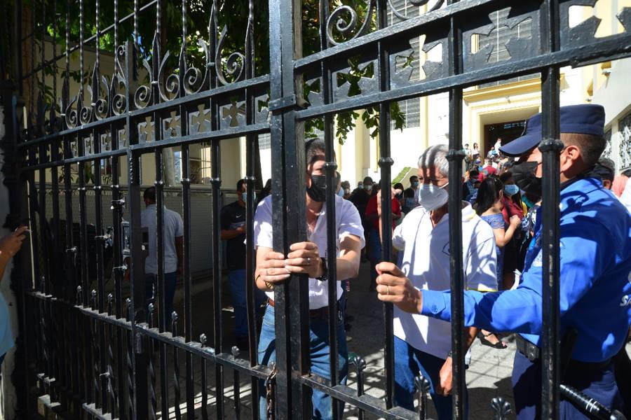 Protestas en Catedral005