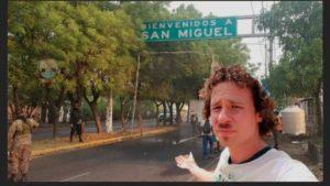 Luisito Comunica en El Salvador provoca divertidas reacciones en las redes sociales