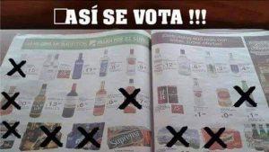 Los ingeniosos memes por la Ley Seca inundan las redes previo a las elecciones 2021