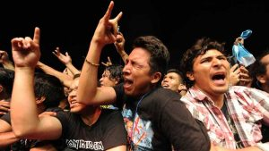 El día que Iron Maiden hizo estallar la adrenalina de los metaleros en el Mágico González