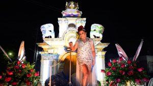 Así fue la extravagante fiesta de Marvin Corrales hace dos años en Santa Rosa de Lima