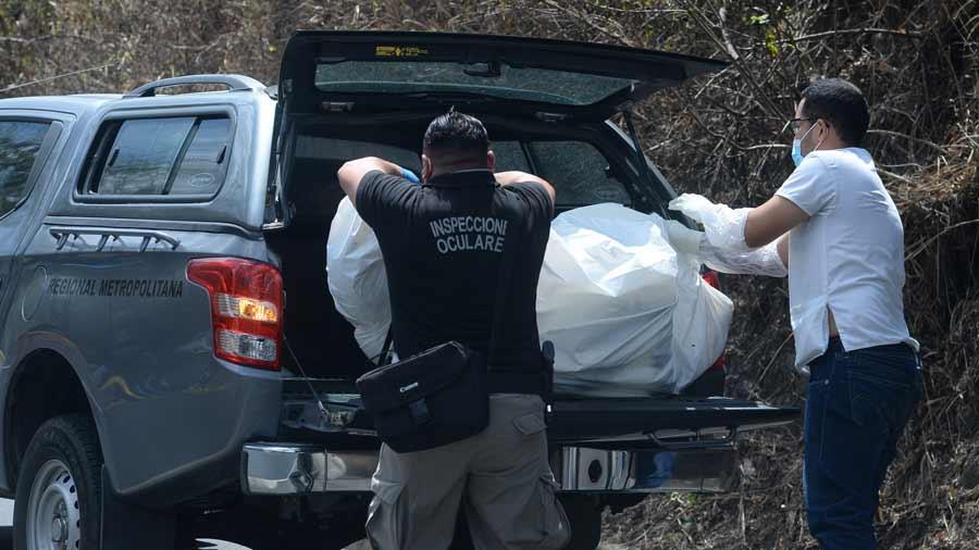 Asesinato hombre trans carretera de Oro_07