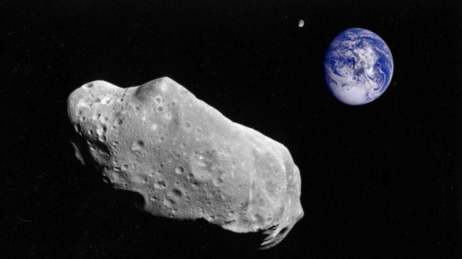2001 FO32, el gran asteroide que se acercará a la Tierra este domingo