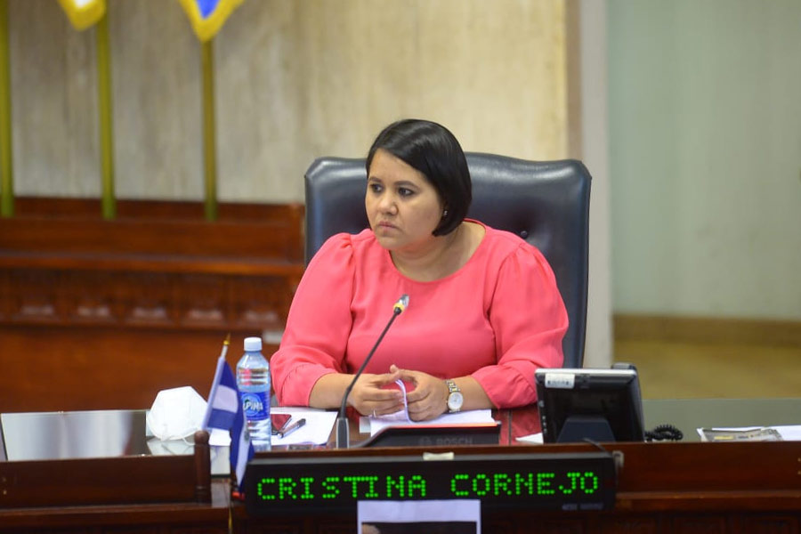 Cristina Cornejo