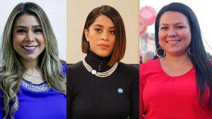 Estas son las mujeres diputadas para la legislatura 2021-2024