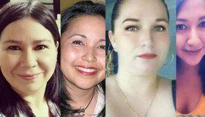 Carla, Fernanda, Jocelyn, Graciela: feminicidios que han conmocionado a la población salvadoreña