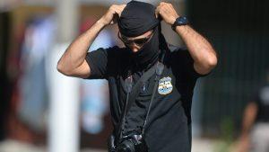 Pandillero de la MS fue acribillado por sujetos abordo de un vehículo en la colonia Luz de San Salvador