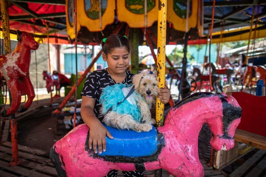 San Lazaro protege a los perros en Nicaragua06