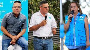 FOTOS: Los rostros de los alcaldes electos en municipios de San Salvador