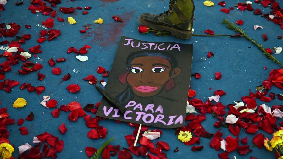 organizaciones piden justicia para victoria salazar