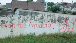La histórica cárcava de la Residencial Santa Lucía lleva más de una década siendo reparada