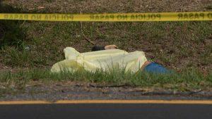 """""""No creía que era él. Ni modo, así es la vida"""", dice primo de hombre que murió atropellado en carretera Panamericana"""