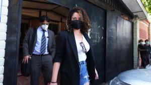Daniela Genovez solicita tener papel de querellante en el caso contra Roberto Silva, youtuber afín a Bukele