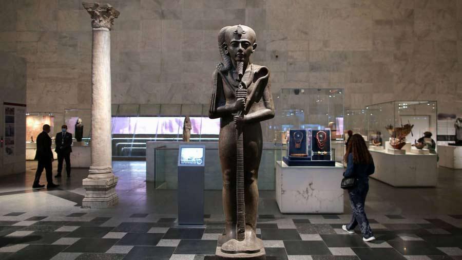 Museo-Nacional-de-la-Civilización-Egipcia8
