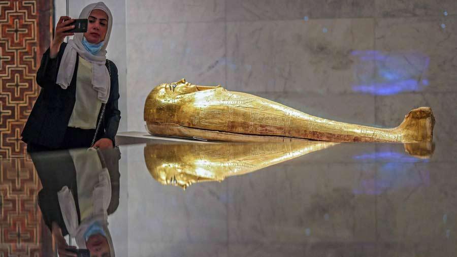 Museo-Nacional-de-la-Civilización-Egipcia9