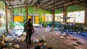 Así fue el traslado de reos de los tres centros penales que serán cerrados y demolidos
