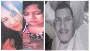 Samuel, Miriam y Dayana, los residentes de la comunidad Bendición de Dios de San Martín que desaparecieron desde el 23 de marzo