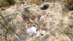Policía encuentra el cuerpo de Jorge García, el vigilante que estuvo desaparecido durante ocho días