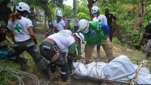 Vicente, el recolector que murió al caer a una quebrada mientras buscaba láminas