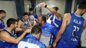 FOTOS: Así fue la celebración de la Selección de Baloncesto tras ganar el pase a segunda ronda del clasificatorio al mundial