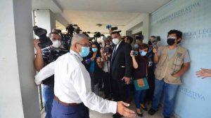La prensa fue restringida en su labor en segundo día de trabajo de Asamblea dominada por oficialismo