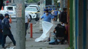 Dos homicidios han ocurrido en un lapso de 32 horas en el barrio Santa Anita