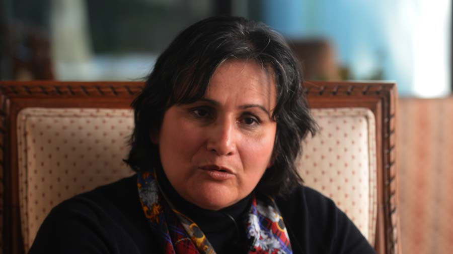 """Celia Medrano: """"Los choques con Estados Unidos no favorecen a la diáspora"""""""