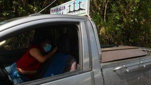 ¡153 grados de alcohol! Conductor de pipa de gas mata a dos hombres en El Carmen, Cuscatlán