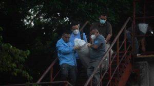 Joven fue asesinado en pasarela de la colonia California en autopista a Comalapa