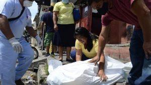"""""""Cuando llegué no pensé que iba a encontrar a mi niña muerta"""", madre de joven que se suicidó en Ciudad Delgado"""