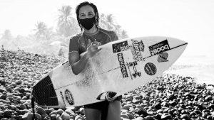 ¿Quién es Sally Fitzgibbons? La bella australiana que domó las olas de El Salvador
