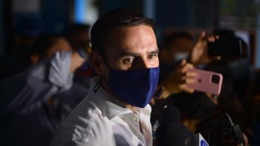 Policía captura a exalcalde Ernesto Muyshondt acusado de delito relacionado  a retenciones tributarias | Noticias de El Salvador