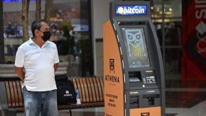 Segundo cajero Bitcoin fue instalado en un centro comercial de El Salvador