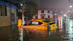 6 puntos en San Salvador que sufren estragos por las lluvias de temporada